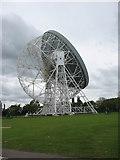 SJ7971 : The Lovell Telescope at Jodrell Bank by David Purchase