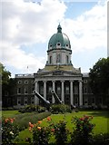 TQ3179 : Imperial War Museum, Lambeth Road SE1 by Robin Sones