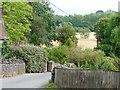 SO5677 : The eastern edge of Bitterley by Christine Johnstone