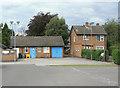 SK6149 : Calverton Police Station by Alan Murray-Rust