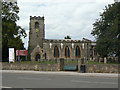 SK6149 : St Wilfrid's Church by Alan Murray-Rust