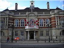 TQ2775 : Battersea Arts Centre, Lavender Hill SW11 by Robin Sones