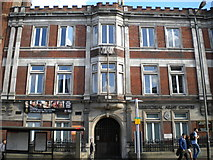TQ2775 : Territorial Army Centre, Lavender Hill SW11 by Robin Sones