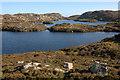 NG1693 : Loch nan Uidhean by Mike Pennington