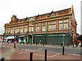 SJ8795 : Former Beswick Co-operative Society Assembly Hall by David Dixon