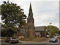 SJ8695 : Church of St John the Apostle and Evangelist by David Dixon