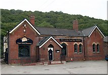 SK3281 : Delhi Junction Restaurant - formerly Dore & Totley Station building by Neil Theasby