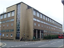 SP5105 : Central Telephone Exchange, Oxford (1) by David Hillas