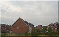 SJ6651 : Housing in Flowerscroft, Nantwich by John Firth