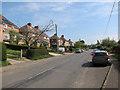 TL6149 : West Wickham by Hugh Venables