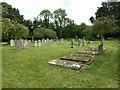 SU6941 : St Peter & Paul, Shalden: churchyard (d) by Basher Eyre