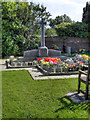 SD4228 : Freckleton Air Disaster Memorial and Remembrance Garden by David Dixon