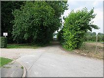 TR3256 : Bridleway from Felderland Lane to Biller's Bush by Nick Smith