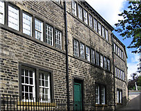 SE0915 : Golcar - Colne Valley Museum by Dave Bevis
