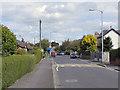 SJ9087 : Woodsmoor Lane by David Dixon