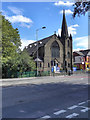SJ9088 : Buxton Road URC by David Dixon