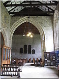 NY9650 : The Church of St. Mary The Virgin - N transept by Mike Quinn