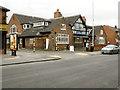 SJ8785 : All Saints' Parish Hall, Cheadle Hulme by David Dixon