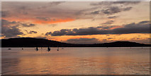 J3979 : Sunset, Holywood (2) by Albert Bridge