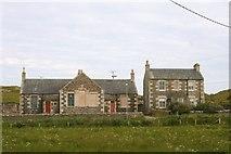 NR1752 : Portnahaven Primary School by Andrew Wood