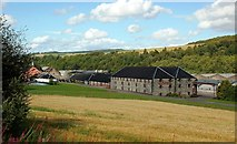 NJ3241 : Balvenie Distillery, Dufftown by Mary and Angus Hogg