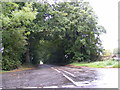 TM2368 : New Road, Worlingworth by Adrian Cable