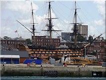 SU6200 : HMS Victory by Bill Henderson