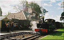 SS6846 : Woody Bay Station by Martin Tester