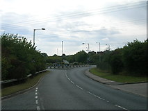 SK4384 : Beighton Road towards the A57 by JThomas
