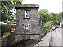 NY3704 : The Bridge House, Ambleside by Peter S