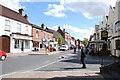 SO8483 : Kinver High Street  2 by Mick Malpass