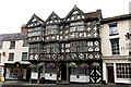 SO5174 : The Feathers, Ludlow by Paul Buckingham