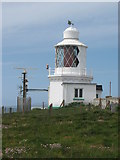 SM8002 : St Anne's Head lighthouse by David Purchase