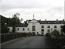SD3686 : Swan Hotel & Spa, Newby Bridge by Stephen Armstrong