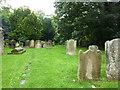 NZ1616 : St Mary's Parish Church, Gainford, Graveyard by Alexander P Kapp