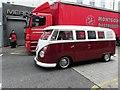 H2344 : Camper van, Enniskillen by Kenneth  Allen