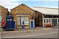 TQ7569 : Kent Police Museum, Chatham Historic Dockyard, Kent by Christine Matthews