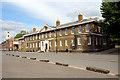 TQ7569 : Admiral's Office, Chatham Historic Dockyard, Kent by Christine Matthews