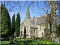 NZ2288 : St John's Church, Longhirst by Maigheach-gheal
