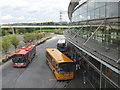 NZ2162 : Metrocentre transport interchange by Malc McDonald