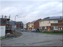 NZ3449 : New homes, Houghton-le-Spring by Malc McDonald