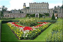 SU9185 : Cliveden, view from the parterre by Graham Horn