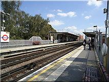 TQ1883 : Alperton underground station by Stacey Harris