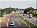SD4034 : M55 Motorway by David Dixon