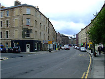 NT2572 : Brougham Street by Thomas Nugent