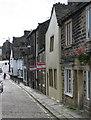 SE1039 : Bingley - Old Main Street (southwest side) by Dave Bevis