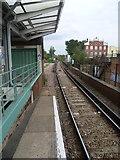TQ3476 : Peckham Rye station by Marathon