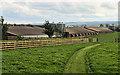 NZ0815 : East Shaws by Peter McDermott
