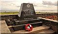 J5975 : War memorial, Millisle by Albert Bridge
