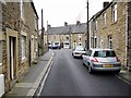 NZ0737 : Meadhope Street towards Angate Street by Andrew Curtis
